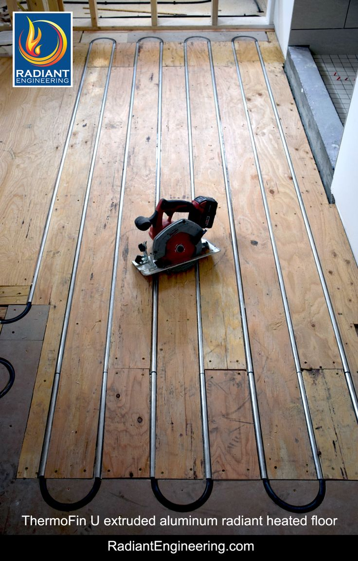 Best flooring for radiant heat - Find This Pin And More On Heating For Radiant Heated Floors