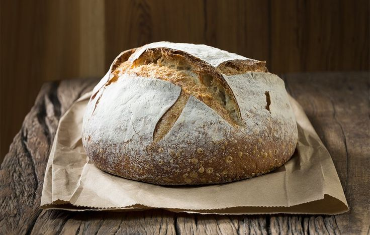 How To Make Gluten-Free Sourdough Bread (Good info + a good, basic sourdough bread recipe.)