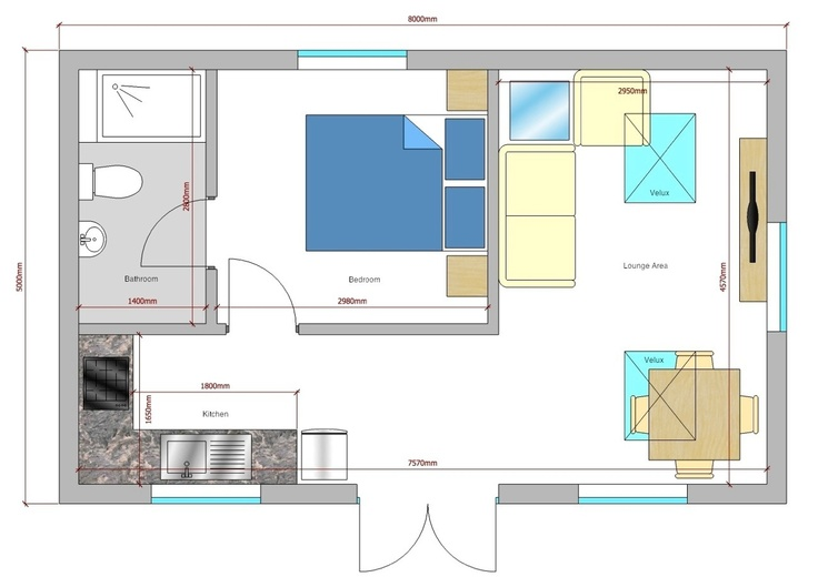 16 Best Images About Granny Annexe Designs On Pinterest