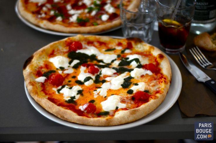 Allegra, pizzeria à Paris 70 rue du faubourg Saint Martin dans le 10ème vers le métro Château d'Eau