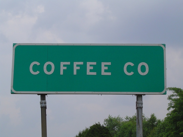 #ridecolorfully to Coffee County, TN