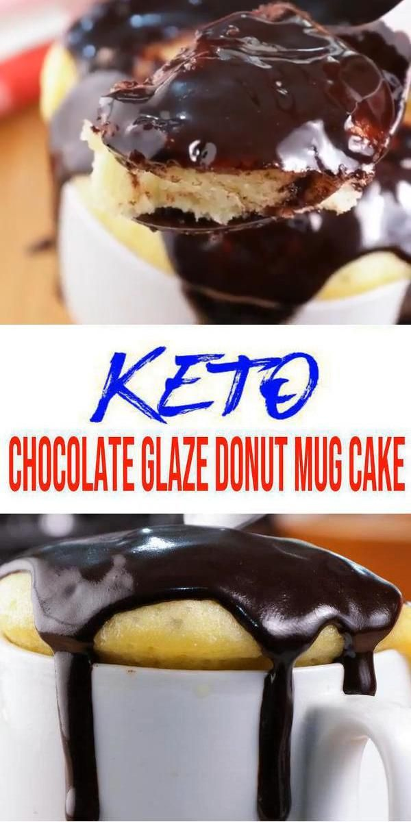 Keto Mug Cake! Easy low carb keto mug cake recipe.BEST ...