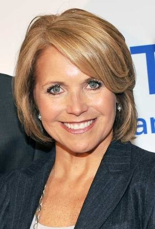 Katie Couric - How many chances does one person get to be a success at something?   Google Image Result for http://latimesblogs.latimes.com/.a/6a00d8341c630a53ef014e873b14d7970d-320wi