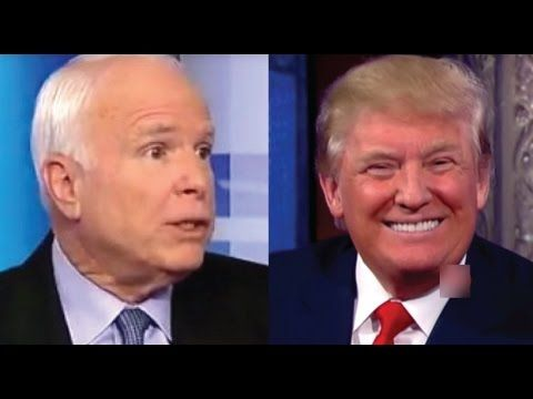 mccain muslim Washington, dc ­– us senators john mccain (r-az) and lindsey graham (r-sc) released the following statement today on the president's executive order on immigration.