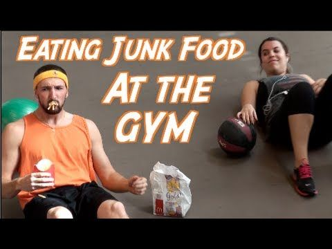 This video is the funniest thing I've seen all day! Isn't this the whole reason we're working out at all anyway?