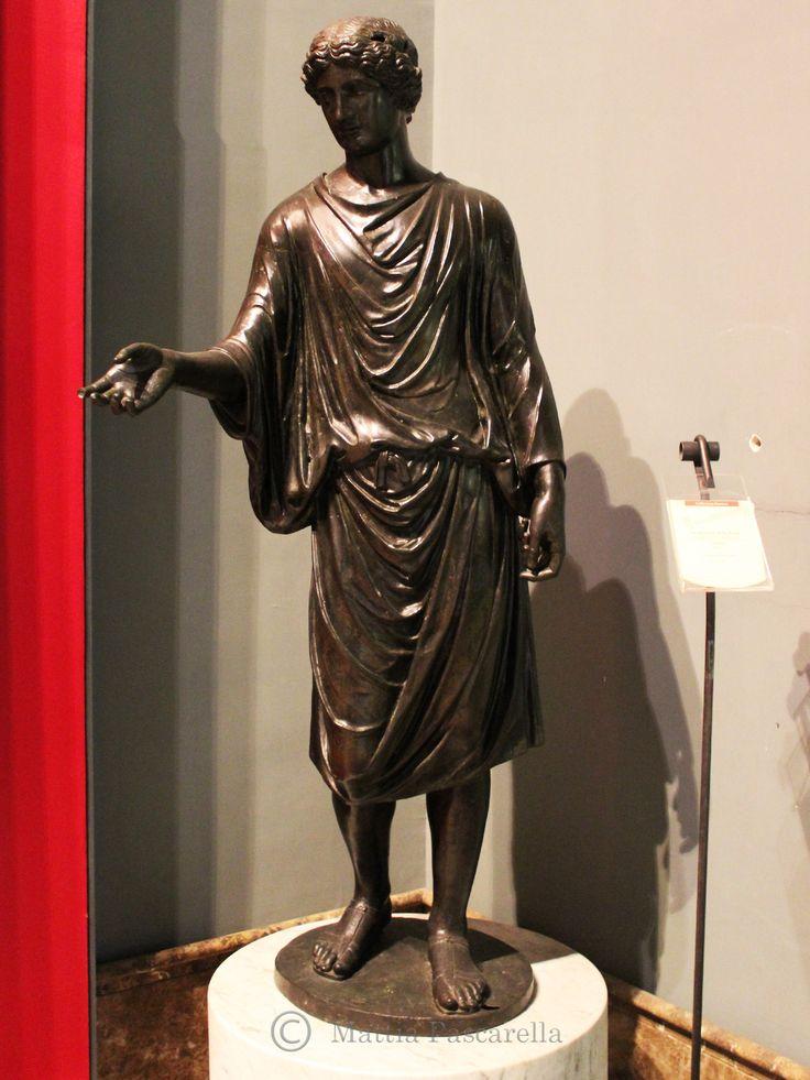 In bronzo, di Guglielmo della Porta, 1560 ca.