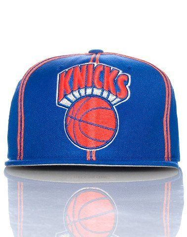 Mitchell And Ness New York Knicks Nba Snapback Cap Royal 0 Mitchell & Ness.  $29.99