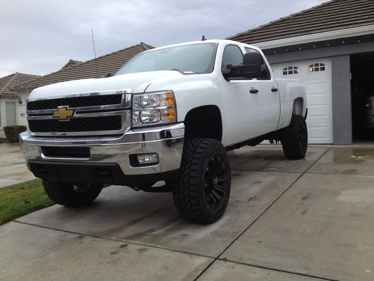 2013 Chevy Silverado 2500hd Duramax Some Of My Toys