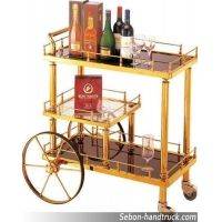 Quality Luxury wine RCS-R033 handcart for sale