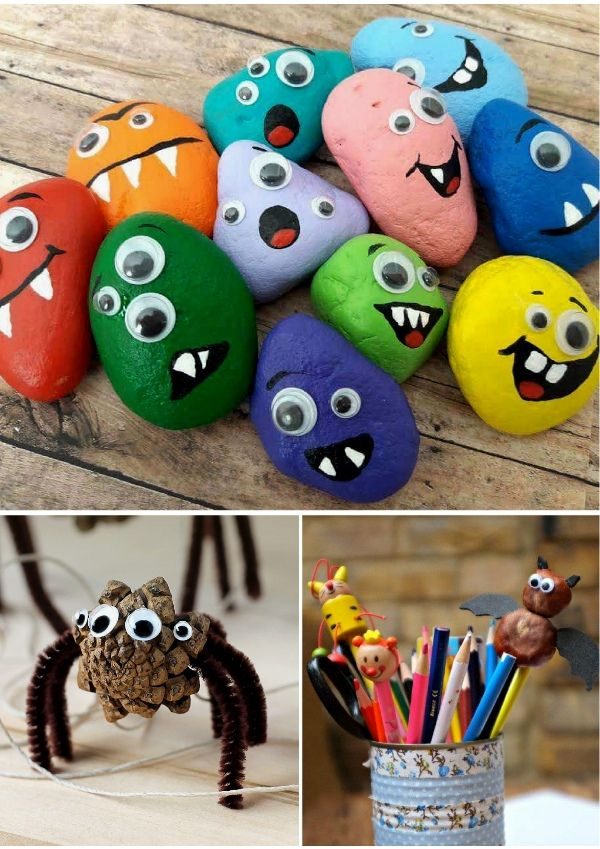 21 Halloween Nature Crafts You Won T Believe You Can Make Juniors