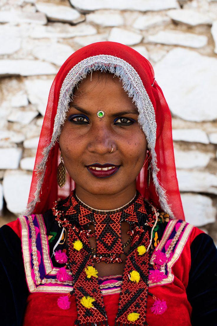 Moyra, gitana y bailarina de kalbelia - Rajastán, un viaje en el tiempo