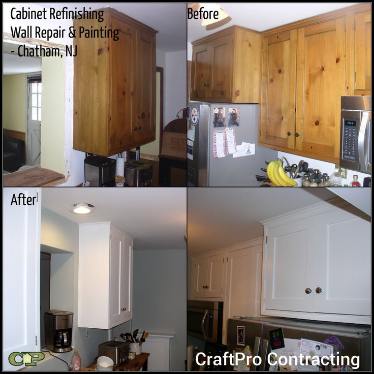 Kitchen Cabinet Repairs: 145 Best Interior Painting Renovations, Ideas, Remodeling