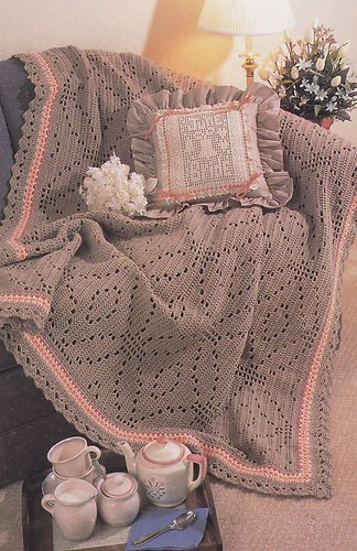 1000 Images About Crochet One Color Afghan On Pinterest