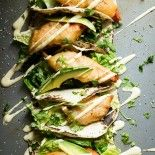 Crispy Salmon Fish Tacos