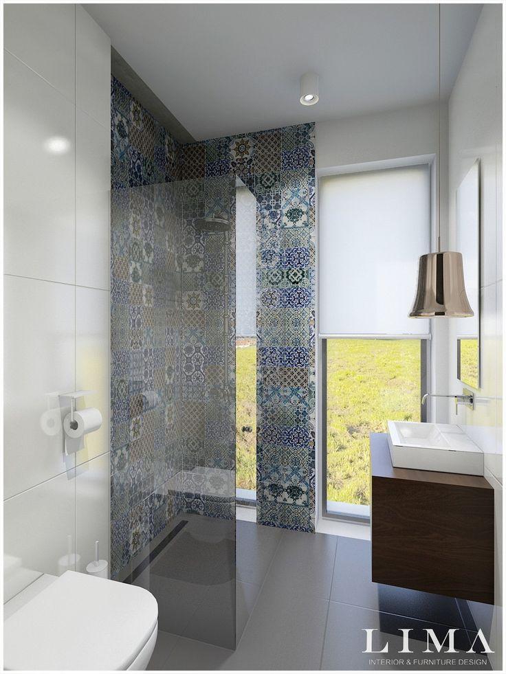 Vendég emeleti fürdőszoba