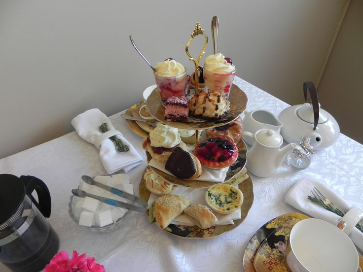High Tea at Skipton Art Gallery - 1st Saturday every month.