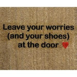 25 Best Ideas About Front Door Mats On Pinterest