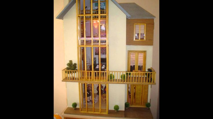 Here is a video of some of my finished dolls house projects