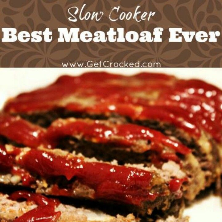 Meatloaf, for some reason, I think this is my favorite meat.