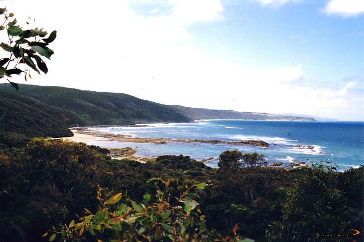 Blanket Bay, VIC. When you just need to get away from the hustle and bustle. A few camping spots and a private beach...
