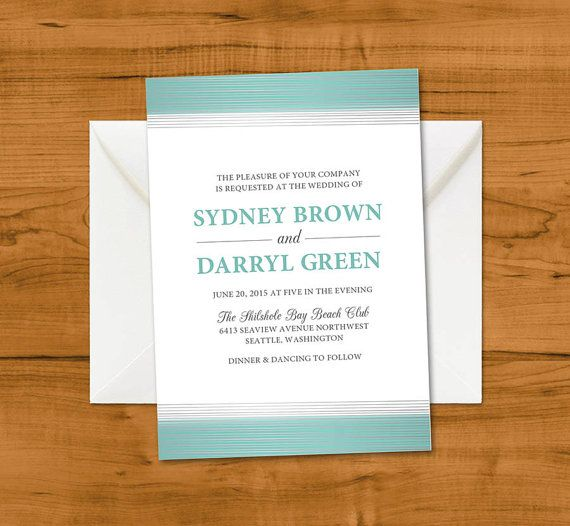 42 best wedding invitations images on pinterest design process faux foil glamorous wedding invitations by noteworthy ink noteworthyink stopboris Gallery