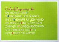 Geburtstagswünsche! geburtstagskarte Whatsapp Facebook Geburtstag Gruß Spruch Geburtstagsspruch Geburtstagswunsch