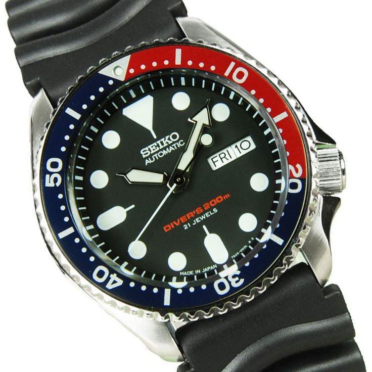A-Watches.com - SKX009J1 SKX009J Seiko automatic 200m scuba divers watch, $197.00 (https://www.a-watches.com/SKX009J1/)