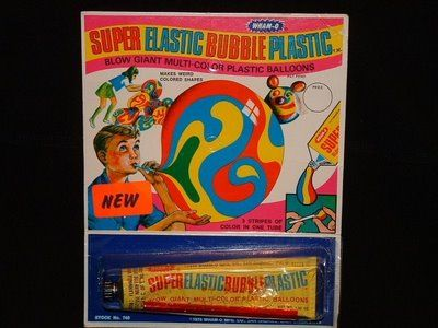 I used to save my money to buy this at G.C. Murphy's!: Elastic Bubbles, Childhood Memories, Blowing Bubbles, 70S Toys, Kids, Super Elastic,  One-Arm Bandit, Bubbles Plastic, Plastic Bubbles