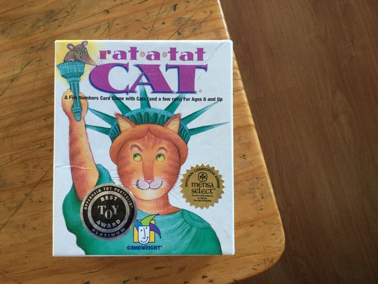 $6.000 - rat a tat Cat