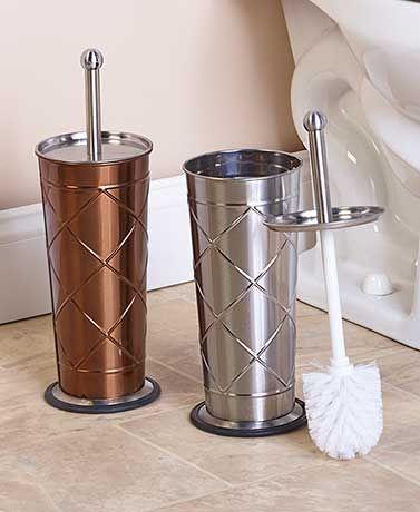 Decorative Toilet Brush Holders