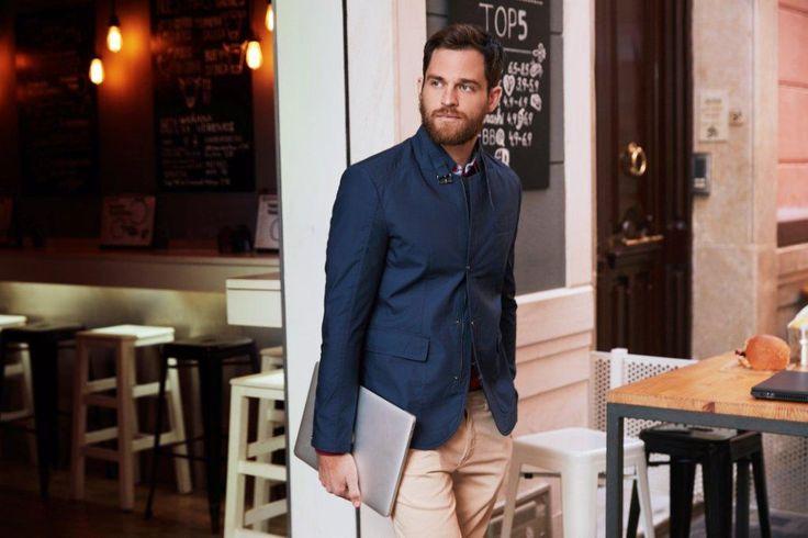 Kampania TOP SECRET wiosna 2017 spring 2017 ss17 menswear moda męska