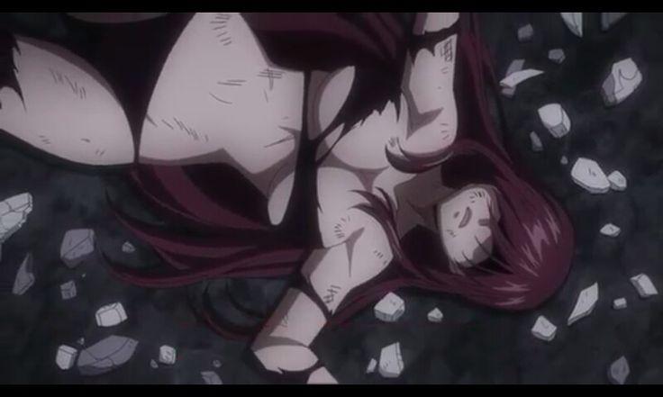 Fairy Tail Erza Tartaros Arc: Erza Scarlet - Tartaros Arc : Erza Vs Kyoka