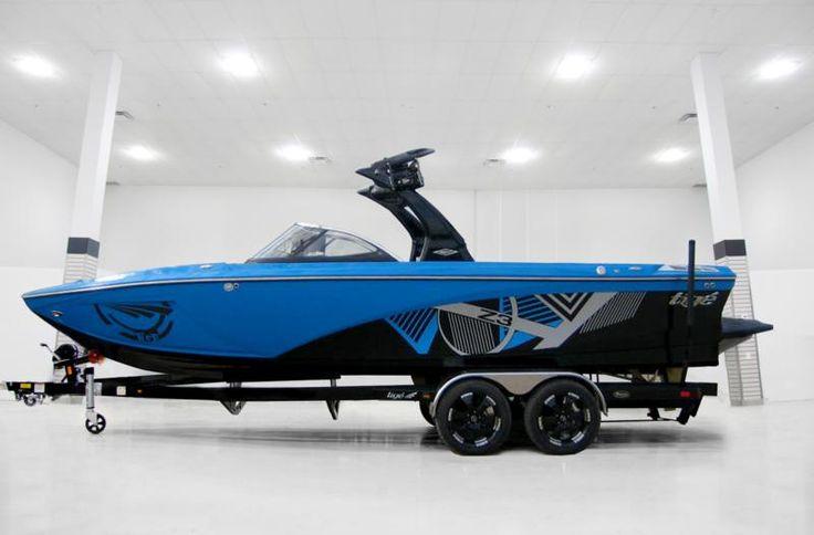 Tige Boats Z3