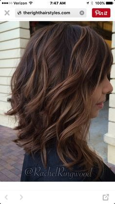 long stacked bob - Google Search