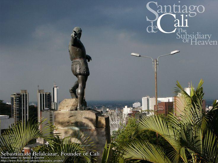 Santiago de Cali - I was born in Cali, Colombia