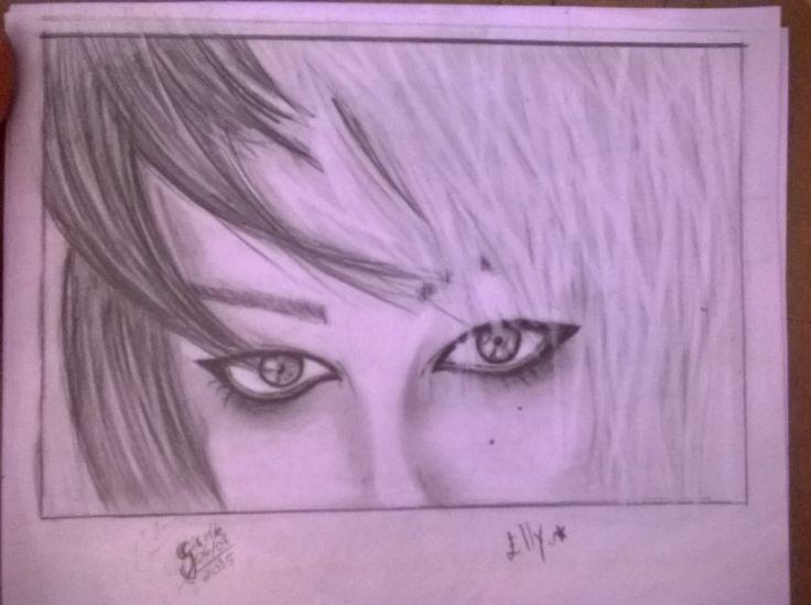 Desenho da Élly *o*