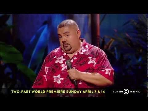 "Preview of ""Aloha Fluffy: Gabriel Iglesias - LIVE from Hawaii""  love Gabriel iglesias!"
