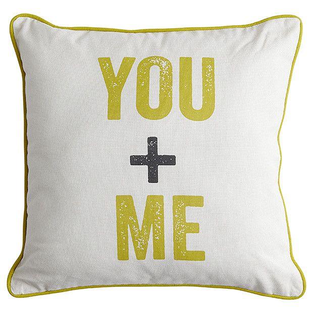 You + Me Cushion | Target Australia
