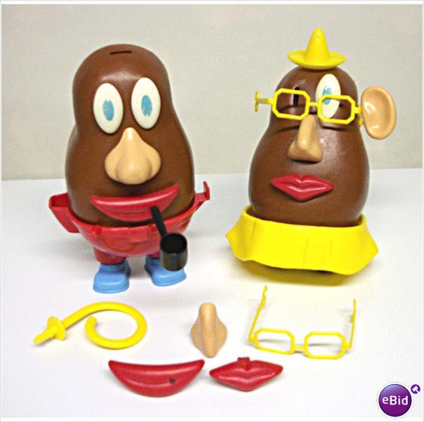 Original Mr Potato Head Childhood Toys Childhood