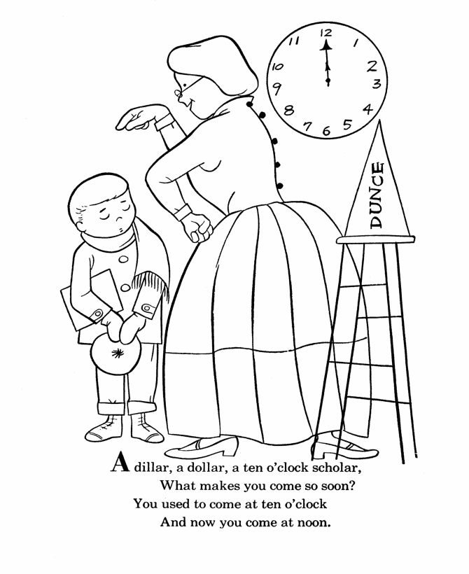 48 best images about nursery rhymes