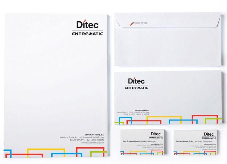 Ditec Entrematic | Stationery