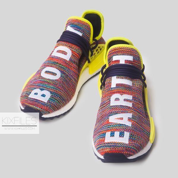 adidas PW Human Race NMD TR Multi Color