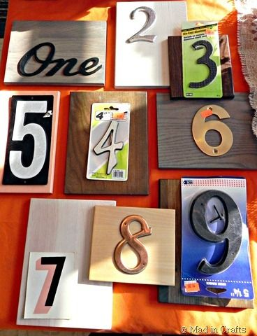 17 best images about house numbers on pinterest front for Painting with a twist cedar hill tx