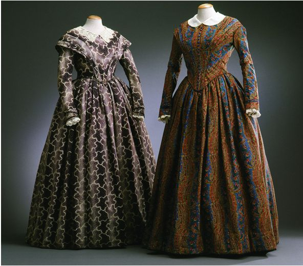 C. 1848-1849 Dreses, probably English