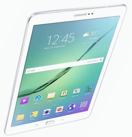 Samsung Galaxy Tab S 2 Features