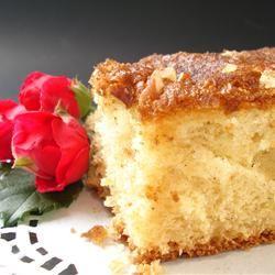 Make-Ahead Sour Cream Coffee CakeMakeahead Sour, Sour Cream, Coffee Cakes, Coffeecake, Food, Coffee Cake Recipes, Make Ahead Sour, Cream Coffee, Cake Allrecipes Com