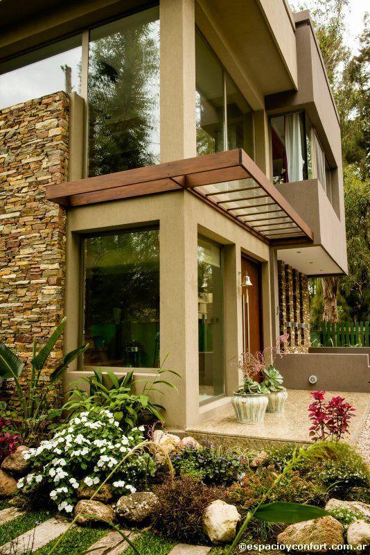 Mimetizarse con el entorno - Casas - Revista Espacio&Confort - Arquitectura y Decoración