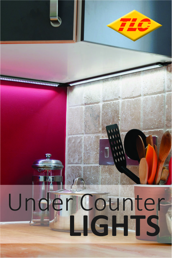 Our Lighting Product of the year Amazing - Unique - Wait till you see them Energy saving, bright under cupboard lights - Interlink-able Improved light output over similar Halogen or Triphosphor fluorescent tubes