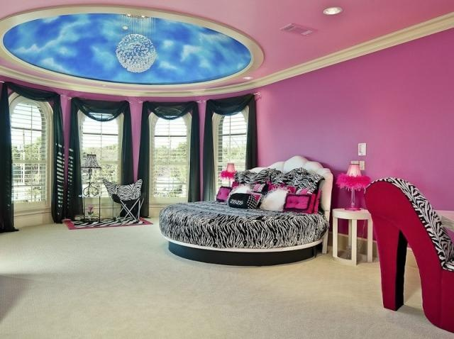 19 best images about round beds on pinterest bedrooms for Round bed for kids