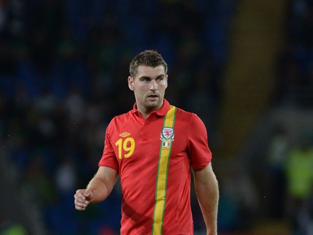 Team News: Sam Vokes starts as Wales make one change against Russia
